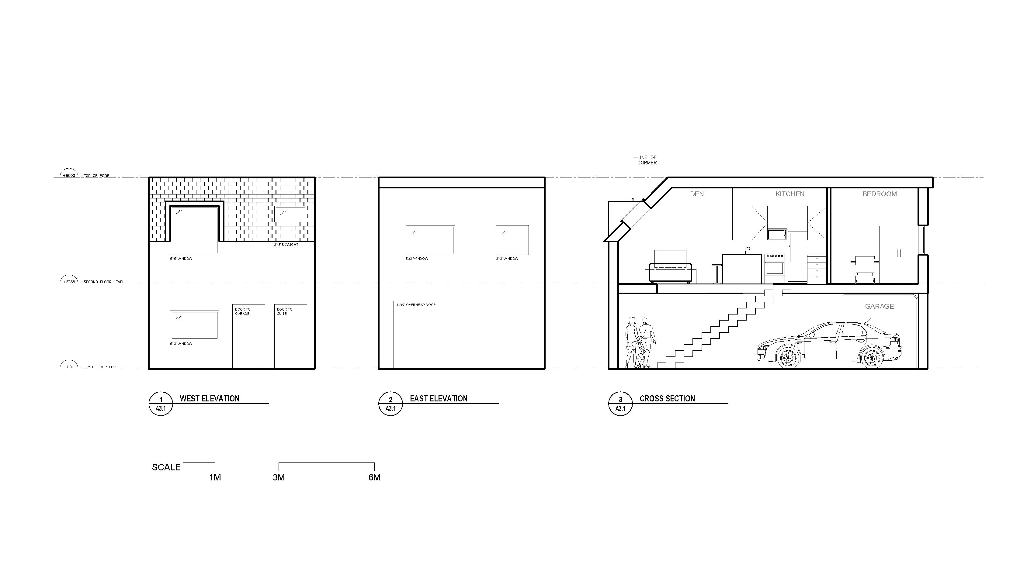 Laneway Suite_Elevations