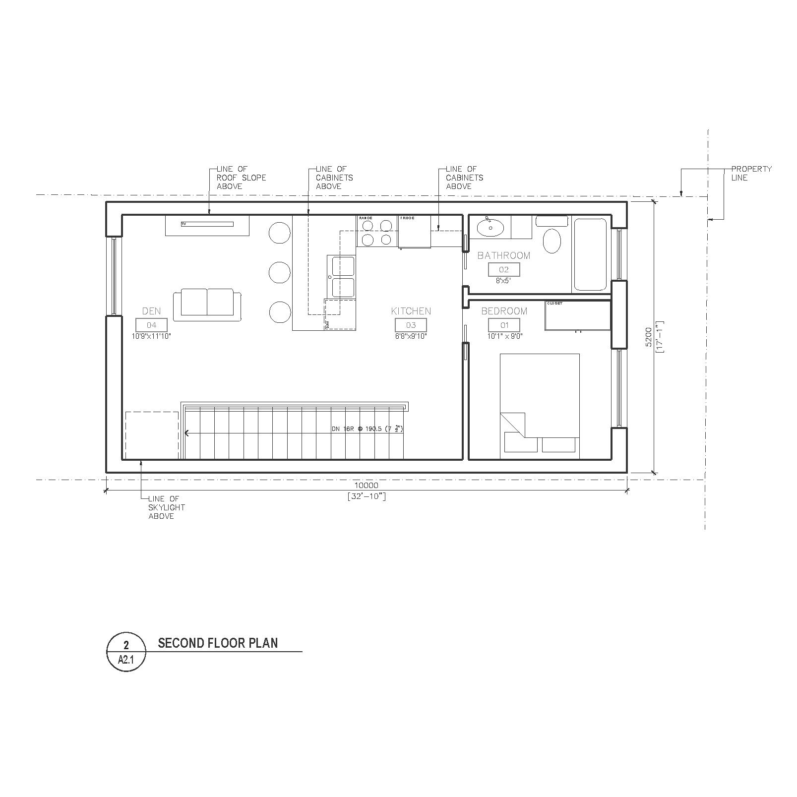 LanewaySuite_Second Floor